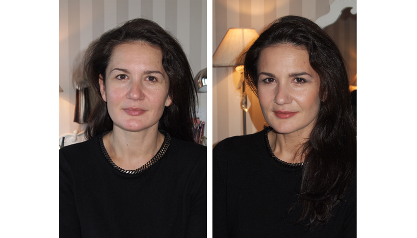 Photo avant apr s relooking relooking les yeux delsa for Blog relooking