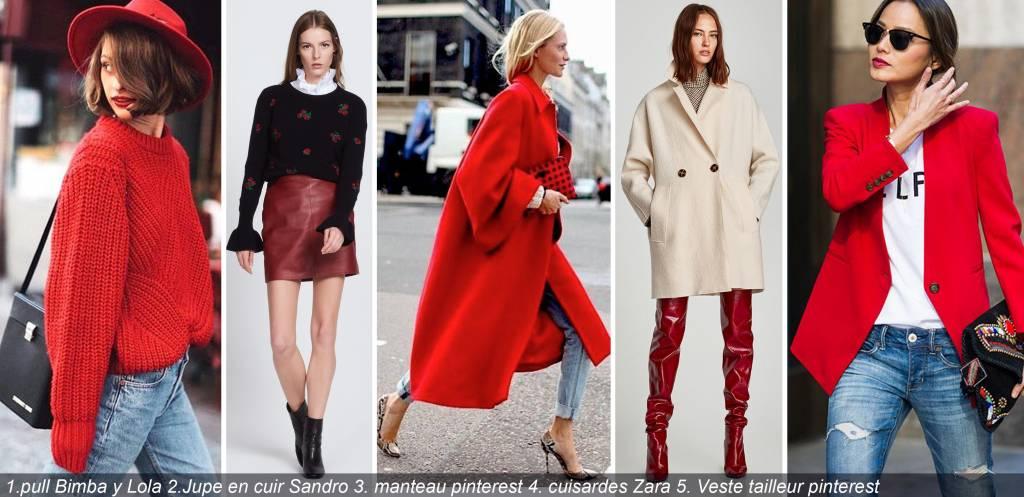 comment-s'habiller-en-rouge-en-2017