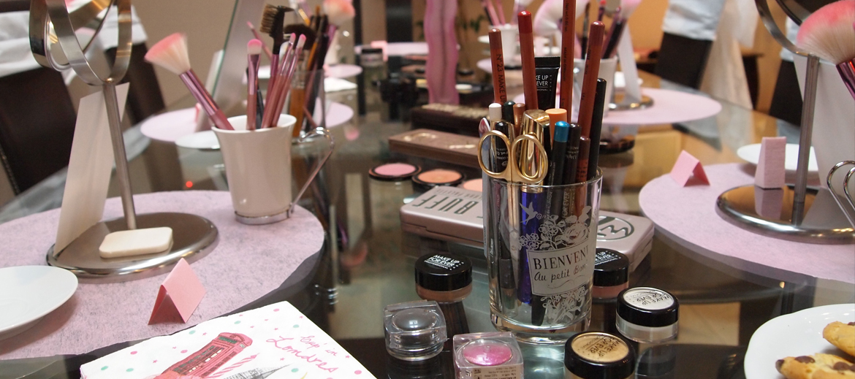 slider evjf maquillage